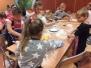 Dzieci z IIb pieką rogale