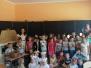 Goście z przedszkola w oddziale przedszkolnym