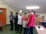 Językowe przedstawienia teatralne klasy 6a