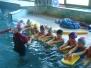 Nauka pływania klasa III