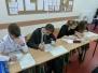 Spotkanie z Łukaszem Piskorzem - przygotowanie do debaty