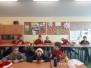 Stroiki świąteczne klasy 5b