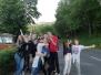 Wycieczka III gimnazjum do Karpacza